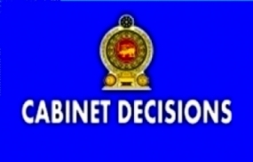 Decisions taken by the Cabinet of Ministers at the meeting held on 05-11-2015