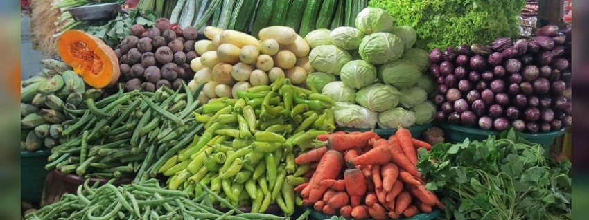Vegetable prices will be reduce