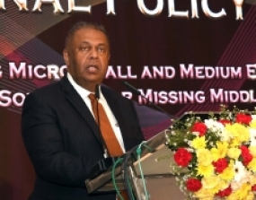 'Enterprise Sri Lanka' to address obstacles and minimise the SME finance gap