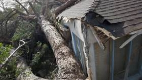 187 houses damaged in Kurunegala by strong winds