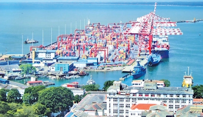 Security to be beefed up at Colombo Port