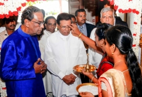 National Deepavali Festival under the patronage of President and PM