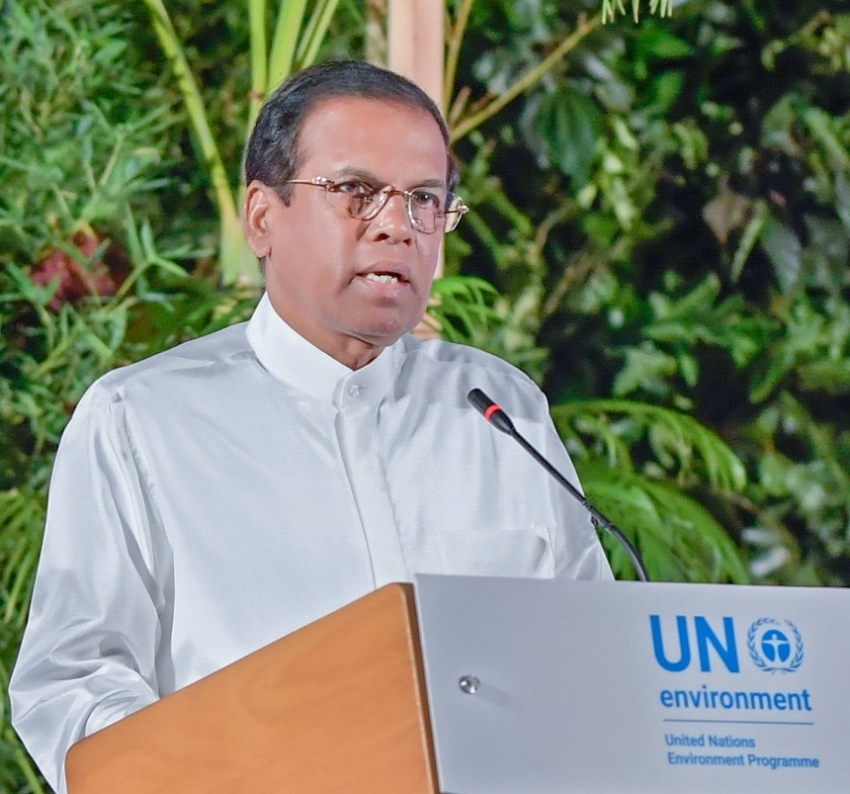 Climate vagaries; Biggest challenges faced by the farmers in Sri Lanka – President tells UN Environment Assembly