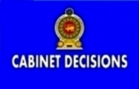 Decisions taken by the Cabinet of Ministers at its meeting held on 26.06.2018