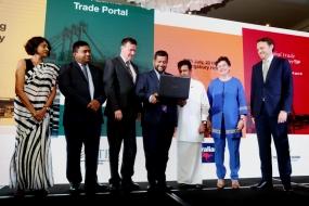 World Bank and Dept. of Commerce elevate Sri Lanka int'l trade to global info platform
