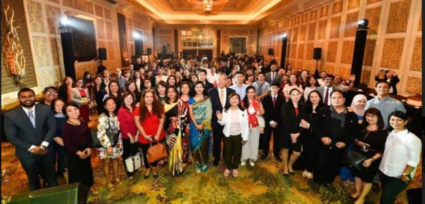 """""""So Sri Lanka: The Resplendent Island"""" Tourism Promotion and High-Level Networking Session"""