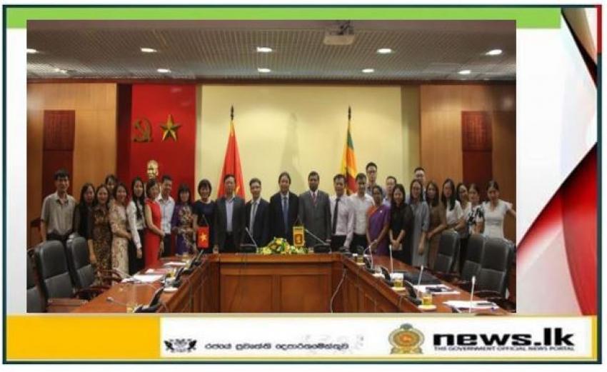 Sri Lanka Viet Nam relations rekindled at the Webinar organised to mark  the 50th Anniversary of establishment of formal diplomatic relations