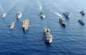Naval ships visit foreign ports to enhance Naval Diplomacy