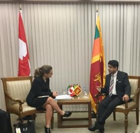 Sri Lanka – Canada bilateral relations reinvigorated