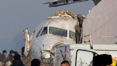 Kazakhstan plane crash: Killing  12 people but leaving dozens of survivors