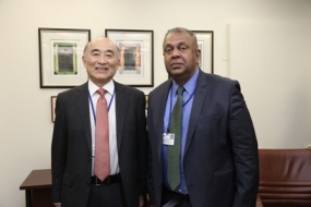 Finance Minister meets Deputy MG of the IMF