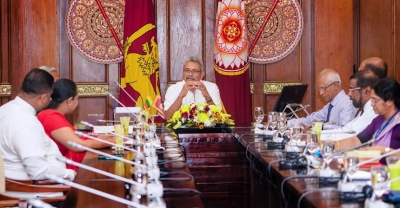 President instructs to fight coronavirus find local and Western  remedies