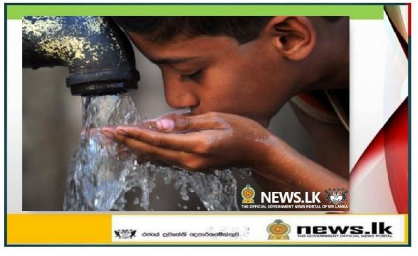 Colombo Water Supply Service Improvement Project