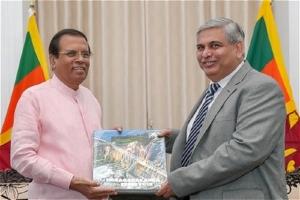 ICC Chairman assures support for development of Sri Lanka cricket