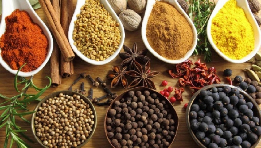 Gazette issued banning re-export of spices & allied products