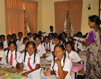 5 Schools in Polonnaruwa designated to National level