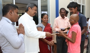 """Stand Together for the Country""  Program held at Monaragala"