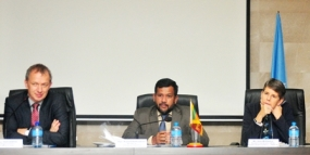 UN unveils SDG 9 in Colombo