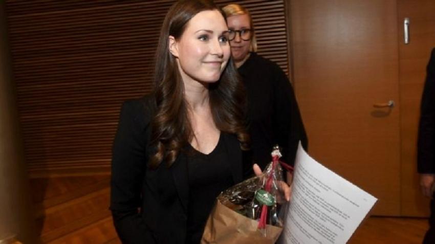 World's youngest PM Sanna Marin