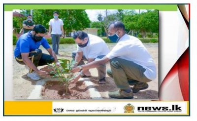 Navy launch series of campaigns to coincide with World Environment Day