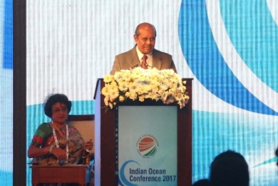 Address by Foreign Affairs Minister at 'Indian Ocean Conference 2017', Colombo