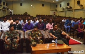 50 Jaffna Youths Join Army as Militarized Recruits