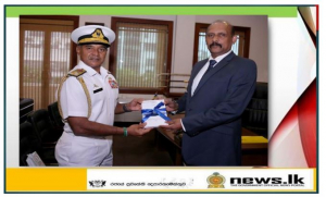 Navy launches Maritime Doctrine of Sri Lanka marking another first in Sri Lankan history