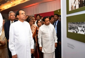 'Heta Dakina Ranil' exhibition at BMICH