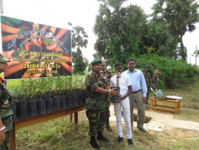 Army troops contribute to 'Wanaropa' National Drive