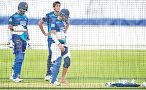 Good weather assured but Lanka up against formidable opponents