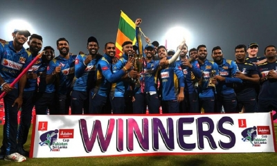 Sri Lanka whitewash number one Pakistan in T20 series