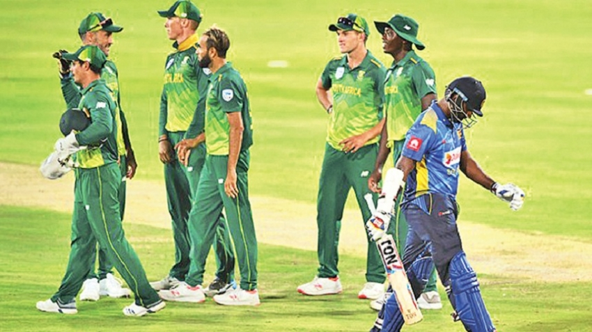 Australia look to continue ascendancy against hurting Sri Lanka