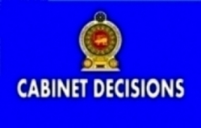 DECISIONS TAKEN BY THE CABINET OF MINISTERS AT ITS MEETING HELD ON 09-05-2017