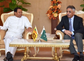 Sri Lanka endorses CPEC, says President