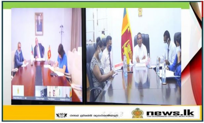Sri Lanka and Algeria discuss enhancement of political and economic ties at first ever bilateral consultations