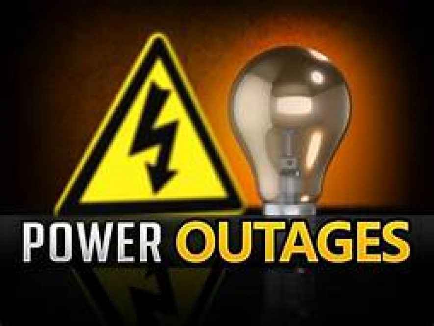 Power outages in Colombo city from July 27 to 31
