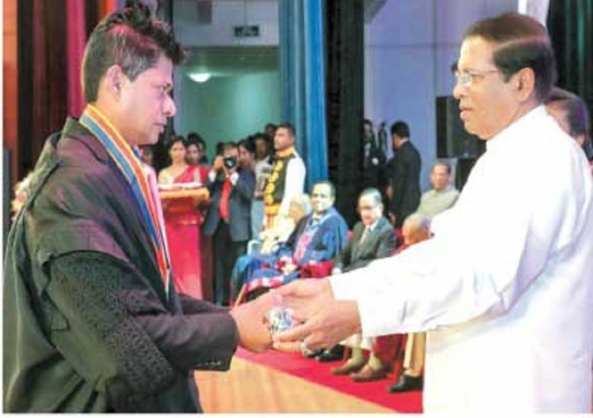 President confers 'National Honours' on 70 personalities