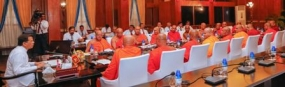 National Buddhist Think Tank meets under President's patronage