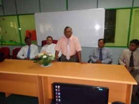 Computer literacy training program for Govt. Servants in Nuwara Eliya