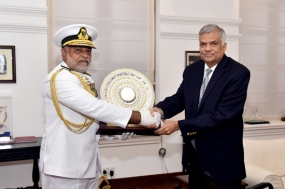 Navy Commander calls on PM