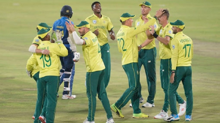 Proteas beat Sri Lanka by 16 runs to clinch series
