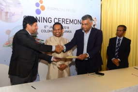 SPMC signs agreement to build the first pharmaceutical manufacturing zone