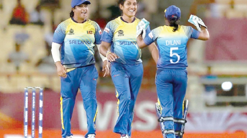 Sri Lanka bowlers defend modest target for first win