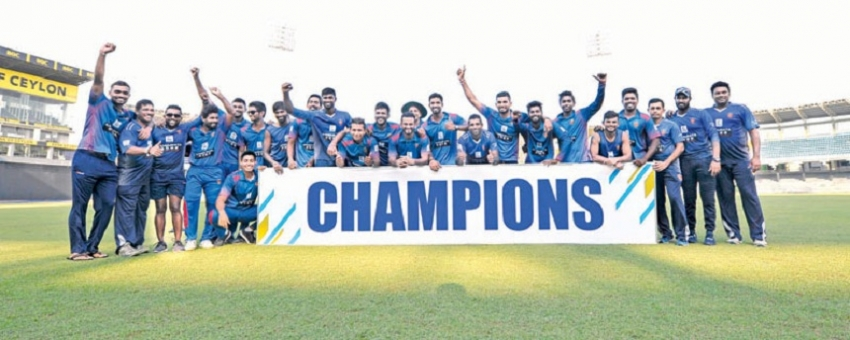 Opening double century stand carries SSC to L/O title