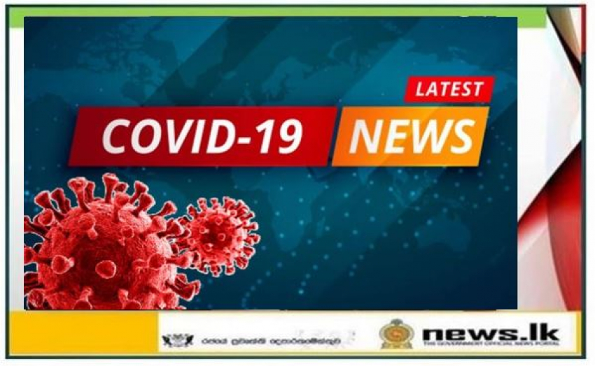 2433 COVID infection reported today