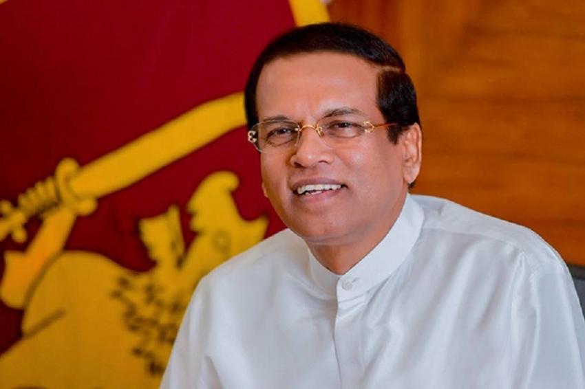 Outgoing President congratulates Gotabaya's presidential win -