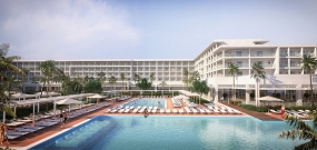 Beach Resort in Ahungalla under Int'l hotel chain management