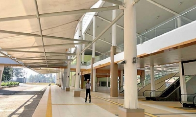 Multimodal Transport Centre to open tomorrow