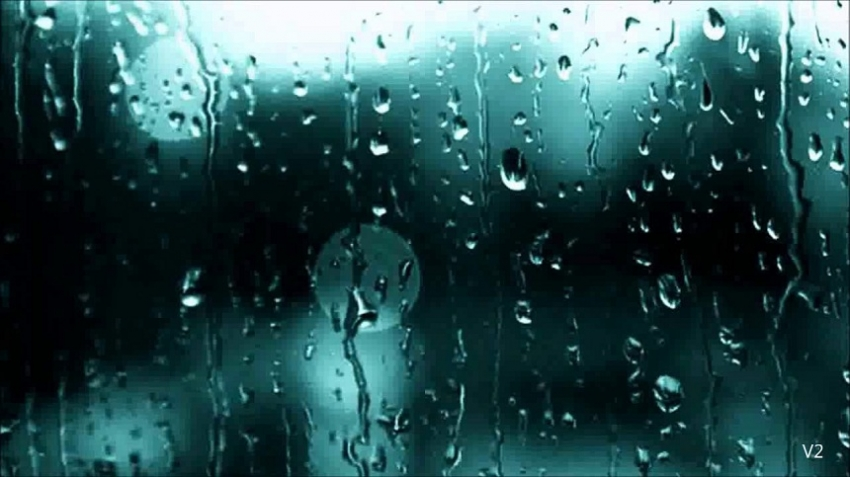 Light rain in coastal area