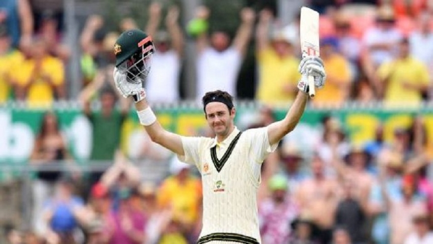Australia declare first innings on 534-5